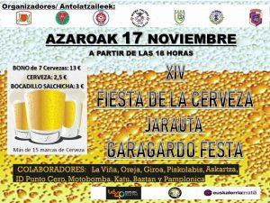 Garagardo Jaia / Fiesta de la Cerveza