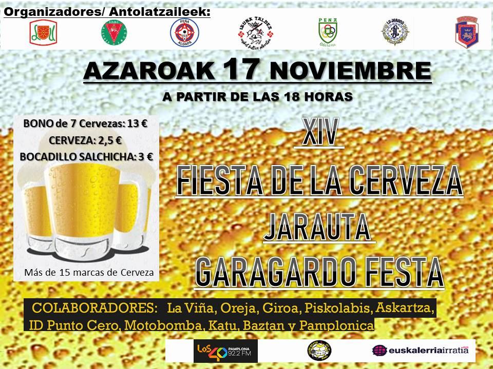 Garagardo Jaia 2018