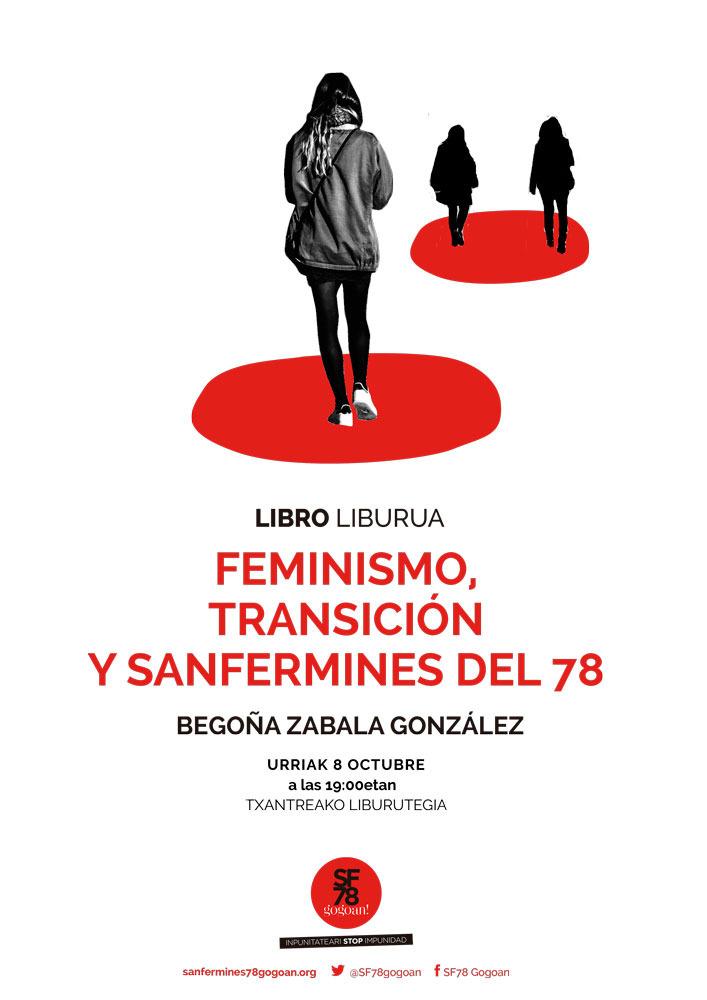 Feminismo, Transición y Sanfermines del 78
