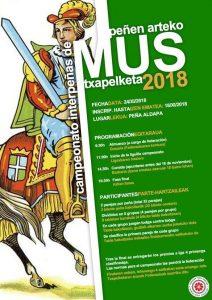 Campeonato Mus Txapelketa