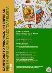 Campeonato Pinchazo/Pintxazo Txapelketa