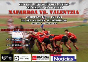 Rugby campeonato/Txapelketa