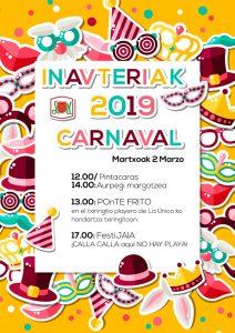 Inauteriak/Carnavales