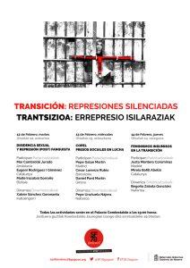 Transición: represiones silenciadas/errepresio isilaraziak